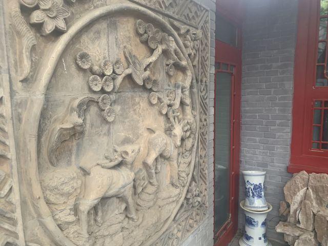 四合院影壁墙的风水文化及影壁墙的分类