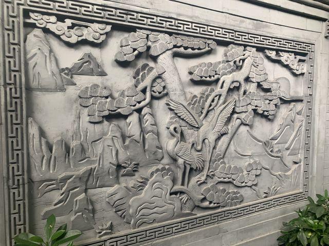 古老砖雕与其图样主题及含义