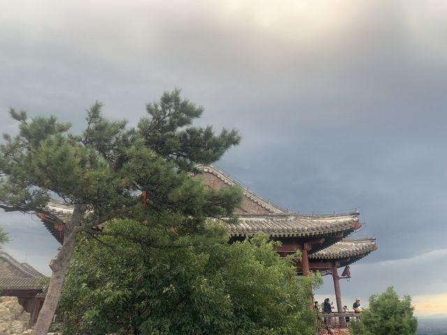 北京四合院建筑的油饰